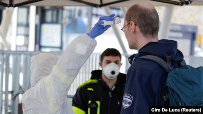 رکورد جدید آمریکا در مبتلایان و قربانیان ویروس کرونا