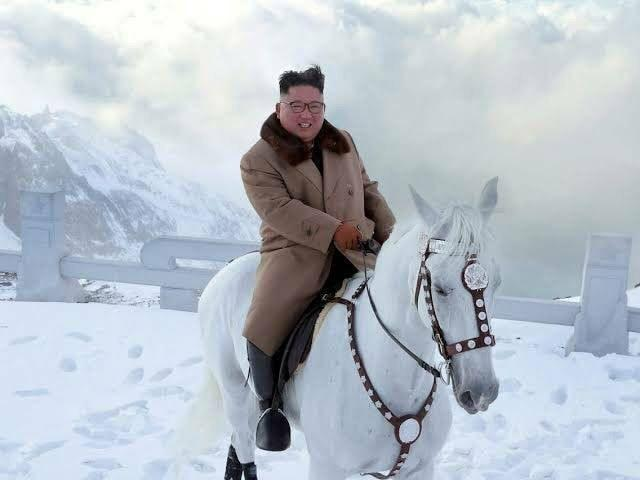 خبرنگاران شایعه مرگ رهبر کره شمالی و انتشار تصویرش در فیسبوک