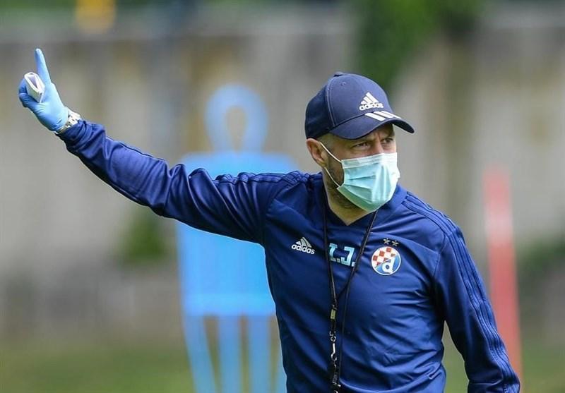 سرمربی دینامو زاگرب: تمرین های خانگی بازیکنان هیچ رابطه ای با فوتبال نداشت