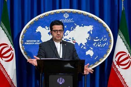 موسوی تحریم همکاری های بین المللی هسته ای با ایران از سوی آمریکا را محکوم کرد