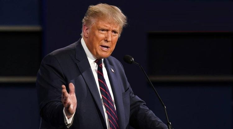 ترامپ: فراوری ناخالص داخلی ایران 27 درصد کاهش یافته است