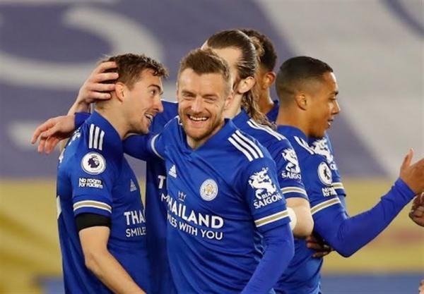 لیگ برتر انگلیس، پیروزی لسترسیتی مقابل کریستال پالاس؛ روباه ها به کسب سهمیه نزدیک تر شدند